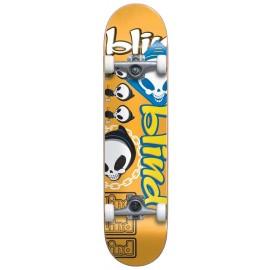 """BLIND Tantrum FP Complete Skateboard 8,0"""" orange"""