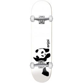 ENJOI Whitey Panda Youth FP Soft Top Complete Skateboard 6,75 white