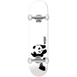 "ENJOI Whitey Panda 7.75"" FP Complete Board - white"