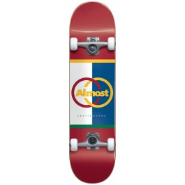 """ALMOST IVY LEAGUE 8.125"""" FP Complete Skateboard"""