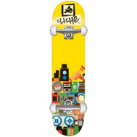 CLICHE Document FP Complete Skateboard 8.0 yellow
