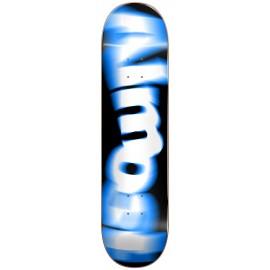 "ALMOST Spin Blur Logo 8,0"" HYB Deck blue"