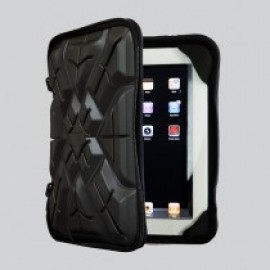 "G-FORM Extreme portfolio Sleeve iPad 2+3, Air, 10"" Tablet-Schwarz"