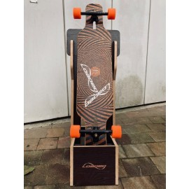 LOADED single board freestanding display