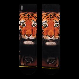 MERGE4 Sock Lee Keller tiger M