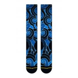 MERGE4 Sock Snowsports Blue L