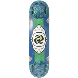 "Madness Minds Eye 8,125"" popsicle Slick Deck blue green"
