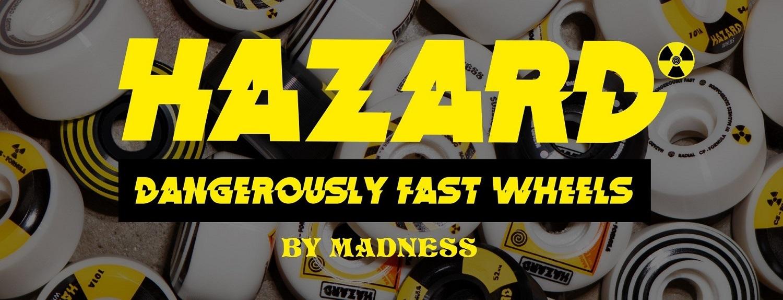 Hazard wheels